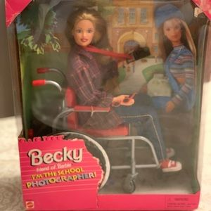Other - Becky Barbie